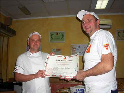 Gianpietro Rustighi // Corso Pizzaioli Gennaio 2011