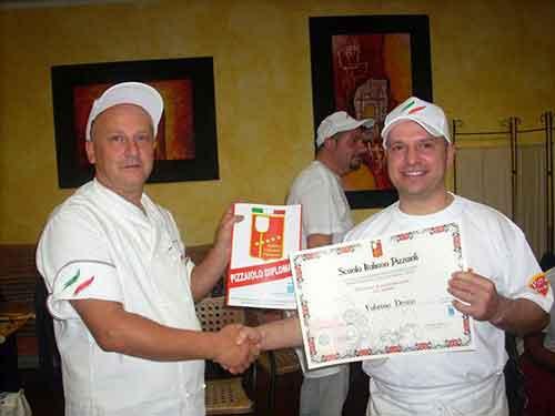 Fabrizio Donno // Corso Pizzaioli Ottobre 2010